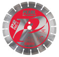 "Pearl 12"" x .125 x 20mm  P2 PRO-V Segmented Diamond Blade"