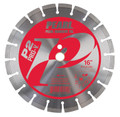 "Pearl 16"" x .125 x 1"", 20mm  P2 PRO-V Segmented Diamond Blade"