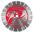 "Pearl 18"" x .125 x 1""  P2 PRO-V Segmented Diamond Blade"