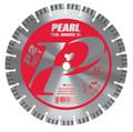 "Pearl 12"" x .125 x 1"", 20mm  P2 PRO-V Hard Materials Diamond Blade"