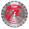 "Pearl 14"" x .125 x 1"", 20mm  P2 PRO-V Hard Materials Diamond Blade"