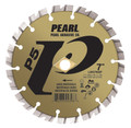 "Pearl 7"" x .090 x 7/8"", DIA 5/8"" P5 Hard Materials Diamond Blade"