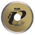 "4"" x .055 x 20mm, 5/8"" Pearl  P5 Tile Cutting Diamond Blade"