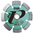 "Pearl 4 1/2"" x .250 x 7/8"" - 5/8 P4 PRO-V Tuck Point Diamond Blade"