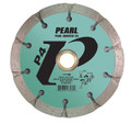 "Pearl 5"" x .250 x 7/8"" - 5/8"" P4 Sandwich Tuck Point Diamond Blade"