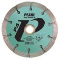 "Pearl 4 1/2"" x .375 x 7/8"" - 5/8"" P4 Sandwich Tuck Point Diamond Blade"