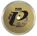 "Pearl 4"" x .060 x 20mm, 7/8"", 5/8""  P5 Diamond Blade - Porcelain Tile"