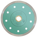 "Pearl 7"" x .055 x  7/8"", DIA, 5/8"" P4 Turbo Mesh Diamond Blade - Granite"