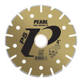 "Pearl 4"" x  20mm, 5/8"" Adapter P5  Electroplated Diamond Blade - Marble"