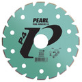 "Pearl 4 1/2"" x 7/8"", 20mm, 5/8"" P4 Electroplated Diamond Blade - Marble"