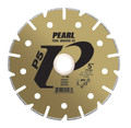 "Pearl 5"" x 7/8 - 5/8"" Adapter P5  Electroplated Diamond Blade - Marble"