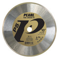 "Pearl 10"" x .048 x 5/8"" P5 Diamond Blade - Glass Tile"
