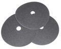 "Pearl 7"" x 7/8"" 24Grit Silicon Carbide Resin Fiber Disc (25 Pack)"
