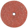"Gemtex 7"" x 7/8"" 80Grit Resin Fibre Disc ""SMD-Type"" (25 Pack)"