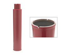 "MK-CROWN  MK Diamond Red Core Bit 4 ½"" x 1 ¼""-7"