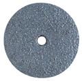 "Gemtex 7"" x 7/8"" 100Grit Resin Fibre Disc ""ZEE-Type"" (25 Pack)"