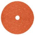 "Gemtex 7"" x 7/8"" 60Grit Resin Fibre Disc ""PMD-Type"" (25 Pack)"