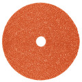 "Gemtex 7"" x 7/8"" 80Grit Resin Fibre Disc ""PMD-Type"" (25 Pack)"
