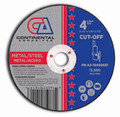 "Continental Cut-Off Wheel 4-1/2"" x 1/16"" x 7/8""  Metal Cutting (Pack of 25)"