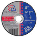 "Premium Cut-Off Wheel 4-1/2"" x .040"" x 7/8""  T-27 Metal Cutting (Pack of 25)"