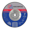 "Grinding Wheel 7"" x 1/4"" x 5/8-11""  T-27 Grinding Wheel (Pack of 10)"