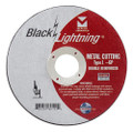 "Mercer Black Lightning 4"" x .045"" x 3/8"" - Metal (Pack of 50)"