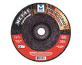 "Mercer 7"" x 1/4"" x 5/8""-11 Grinding Wheel TYPE 28 - Metal (Pack of 10)"