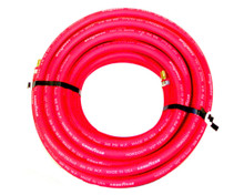 """Air Hoses Goodyear Rubber RED 250# 1/2"""" x 25' - USA"""