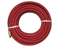 "Air Hoses Goodyear Rubber RED 250# 1/4"" x 50' - USA"