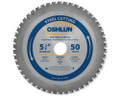 "Metal Cutting Saw Blades 5-3/8"" x 50T"