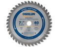 "Metal Cutting Saw Blades 7-1/4"" x 40T"