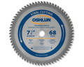 "Metal Cutting Saw Blades 7-1/4"" x 5/8"" x 68T"