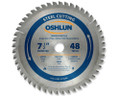 "Metal Cutting Saw Blades 7-1/2"" x 48T"