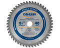 "Metal Cutting Saw Blades 8-1/4"" x 48T"