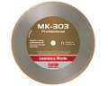 "MK-303 MK Diamond Saw Blades 5"" x .020 x 1/2"" - Lapidary"