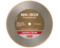"MK-303 MK Diamond Saw Blades 8"" x .025 x 1"" - Lapidary"