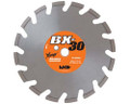 "BX-30  MK Diamond Saw Blades 14"" x .110 x 1"" -Brick/Block"