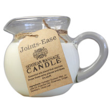 Bamboo Soybean Pouring Massage Candle: Joints Ease Blend