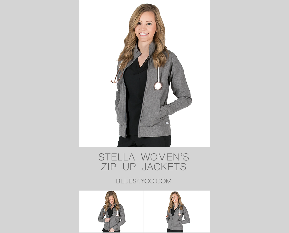 ae5545b46f2 Survive and Thrive this Winter with Blue Sky's Jackets - Blue Sky Scrubs
