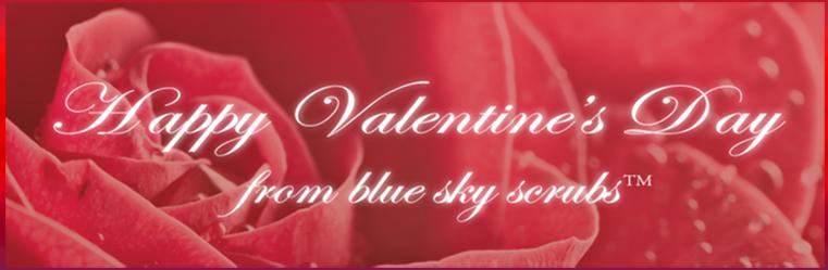 valentine scrubs