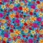 Hello Sunshine Poppy Scrub Caps - Image Variant_0