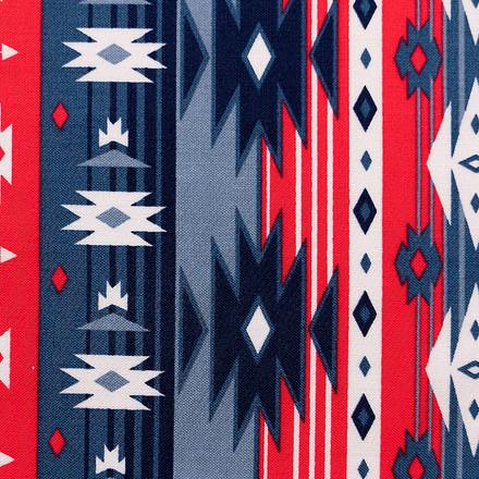 Native Tribe Poppy Scrub Caps