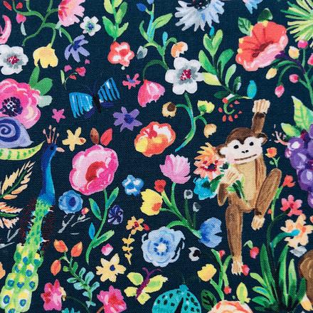 Jungle Book Pixie Surgical Caps