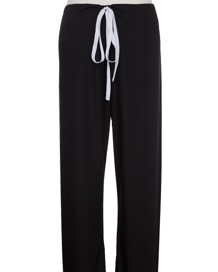 Sullivan Jet Black Straight Leg Scrub Pants