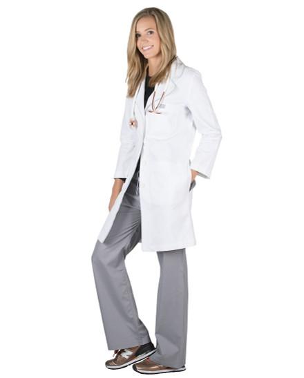 Bradford Twill Lab Coat