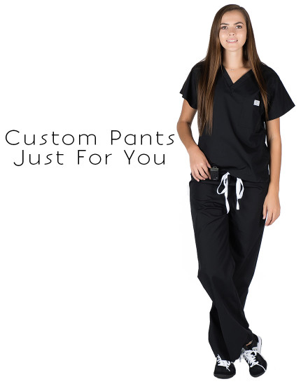 Custom Scrub Pants for Women