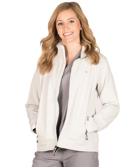 Cream Haddington Soft Shell Jacket
