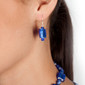 The Royals blue sky Luxe Earrings - Image Variant_0