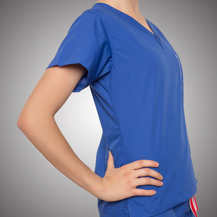 Royal Blue Original Scrub Tops