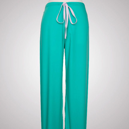 Carnegie Green Original Scrub Bottoms